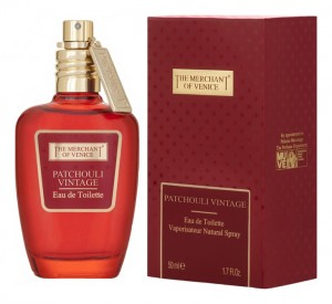 The Merchant Of Venice Patchouli Vintage