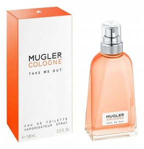 Mugler Cologne Take Me Out