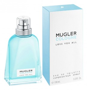 Mugler Cologne Love You All