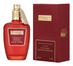 The Merchant Of Venice Arabian Myrrh
