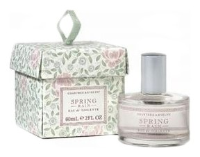 Crabtree & Evelyn Spring Rain For Women Винтаж