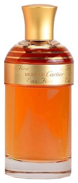 Cartier Must Eau Fine