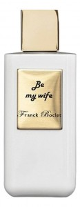 Franck Boclet Be My Wife