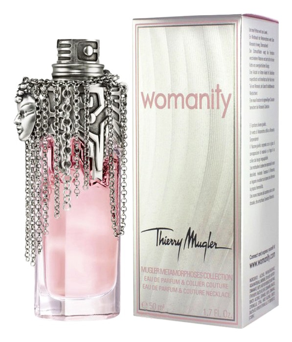 Thierry Mugler Womanity Metamorphoses Collection