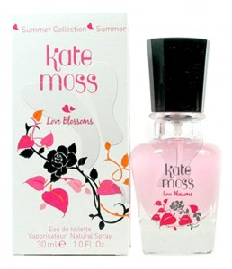 Kate Moss Love Blossoms