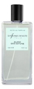 Sinfonia di Note Blanc des Cotons