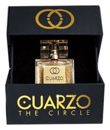 Cuarzo The Circle Just Gold