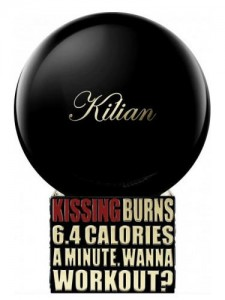 Kilian Kissing Burns 6.4 Calories An Minute. Wanna Work Out?