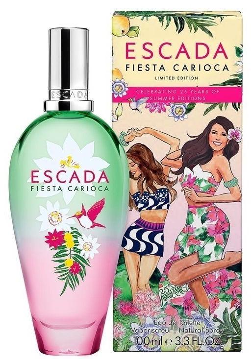 Escada Fiesta Carioca купить в интернет магазине Parfumodaru