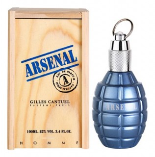Gilles Cantuel Arsenal Blue