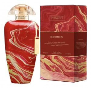 The Merchant Of Venice Red Potion