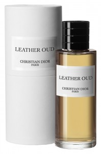 Christian Dior Leather Oud