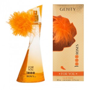 Parfums Genty For You 1000 Roses