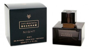 David Beckham Intimately Night men