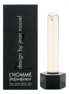 YSL L'Homme design by Jean Nouvel