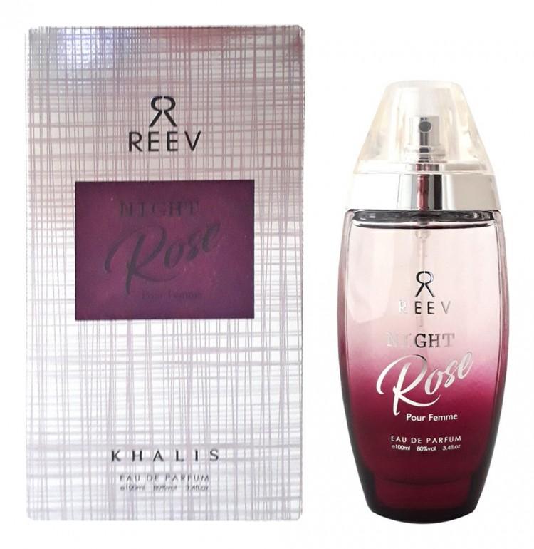 Khalis Reev Night Rose Pour Femme купить в интернет магазине