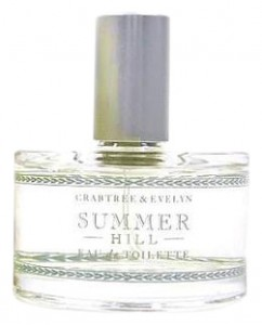 Crabtree & Evelyn Summer Hill For Women Винтаж