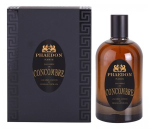 Phaedon Eau Simple de Concombre