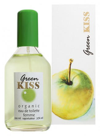 Parfums Genty Kiss Green